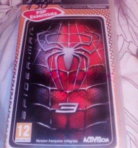 Игра на psp spider man 3