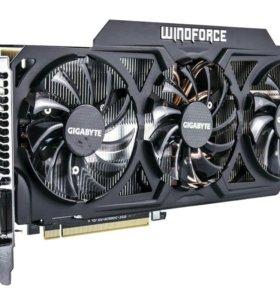 Gigabyte GeForce GTX 780 х2шт