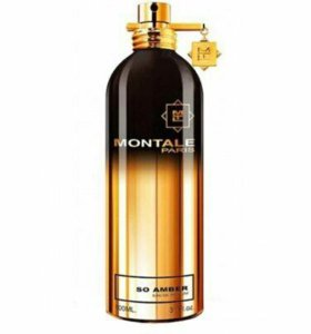 Montale So Amber, 100мл