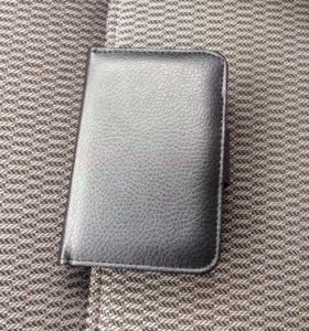 Чехол-бумажник 4/4s
