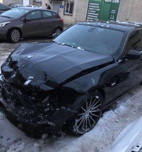 BMW 325i 2008 год