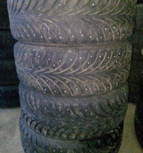Шины зима 205 60 R16 на дисках