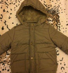 Куртка для мальчика!!!