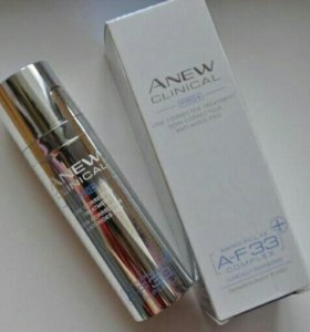 Антивозрастные средства Anew от Avon