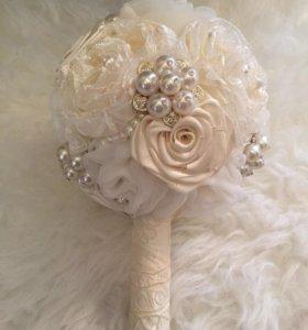 Оригинальный букет невесты