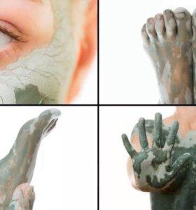 Грязевая маска для лица и тела