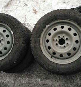 Колеса R14 175*70 Cordiant + диски R14 4*98