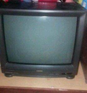 Древний телевизор (TOSHIBA)