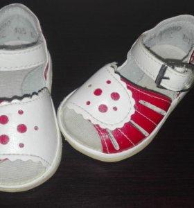 Сандали туфельки