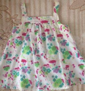 Платья пакетом 1,5- 2,5 года