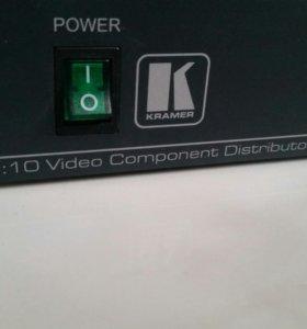 Видео распределитель Kramer VM-100C