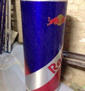Холодильник для напитков Red Bull