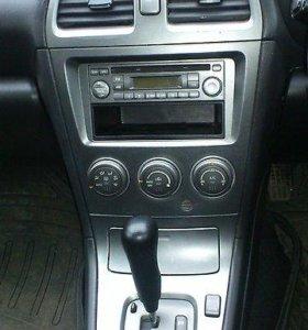 Магнитола Subaru