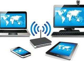 Настройка роутеров и сети интернет.