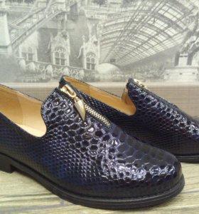 Новые ботинки женские р-р 36