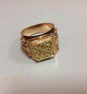 Перстень 585