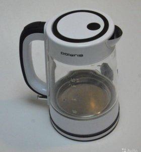 Эектро чайник polaris PWK 1709CGL