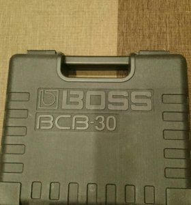 BOSS Bass overdrive ODB-3, Synthesizer SYB-5, КЕЙС