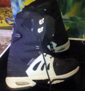 Ботинки для сноубордп