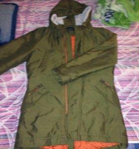 Куртка- парка мужская
