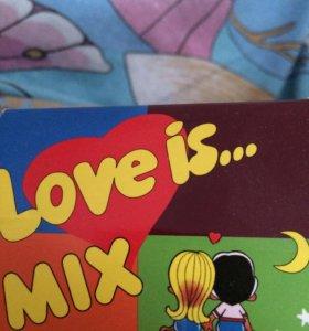 "Набор жевательных резинок ""Love is.."""