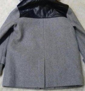 Пальто мальчик 122