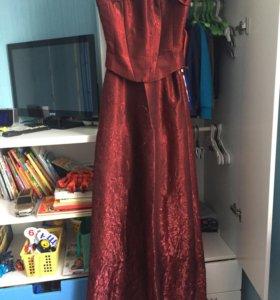 Вечернее платье, размер 42