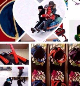Сноуборды детские 2 модели