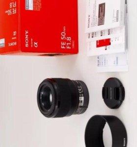 Sony sel50f18f