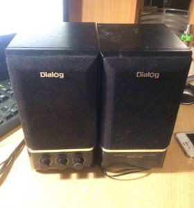 Компьютерные колонки Dialog Disco AD-05