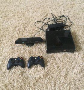 Xbox 360 и аксессуары.