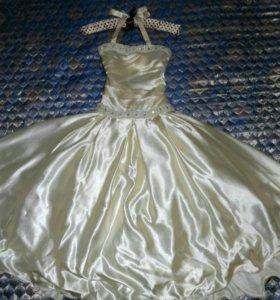 Праздничное платье для настоящей принцессы