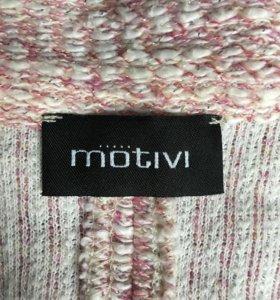 Твидовый пиджак motivi