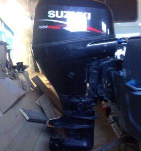 Лодочный мотор Сузуки 25