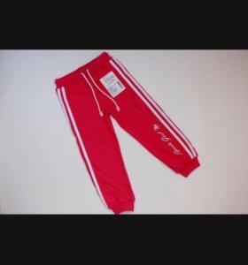 Ращмер 116 и 128 Новые брюки для девочки