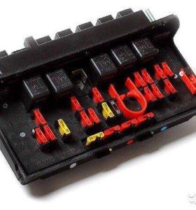 Блок предохранителей Ваз 2105 2107 инжектор