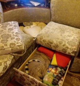 Продам диван срочно связи с переездом