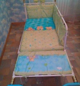 Кровать Геоби