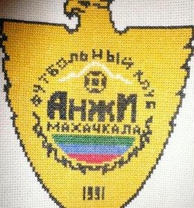 Эмблема команды Анжи