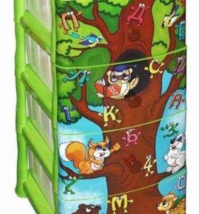 Комод детский  ящик для игрушек