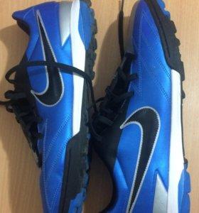 Бутсы Nike T90