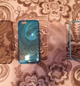 ЧЕХЛЫ на Айфон 6 и 5