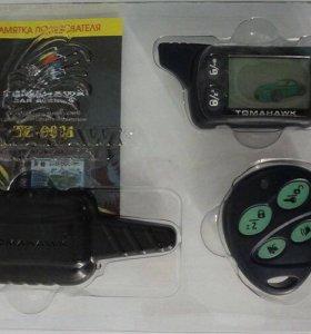 Автосигнализация Tomahawk TZ-9031