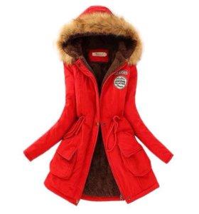 Парка. Куртка женская