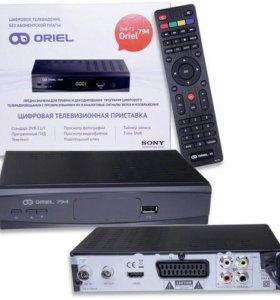 Цифровой ресивер Oriel 794 DVT-T2
