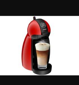 Кофеварка Nescafe  Dolce  Gusto