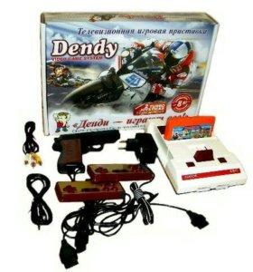 Игровые приставки Сега и Денди (новые)