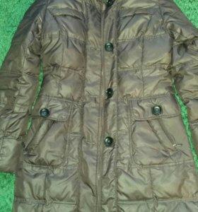Пальто (пуховик)
