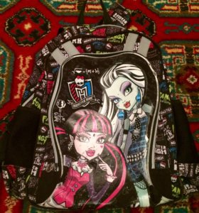 Рюкзак Monster High