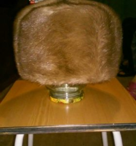 Норковая шапка,формовка